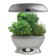 AeroGarden Space-Saver 6 with Gourmet Herb Seed Kit