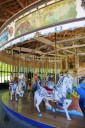 Carousel in Golden Gate Park Children's Playground
