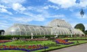 Palm House, glasshouse, Kew Gardens, London, UK