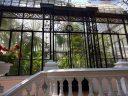 Glasshouse, invernáculo, Carlos Thays Botanical Garden, Jardín Botánico Carlos Thays de la Ciudad Autónoma de Buenos Aires, Argentina